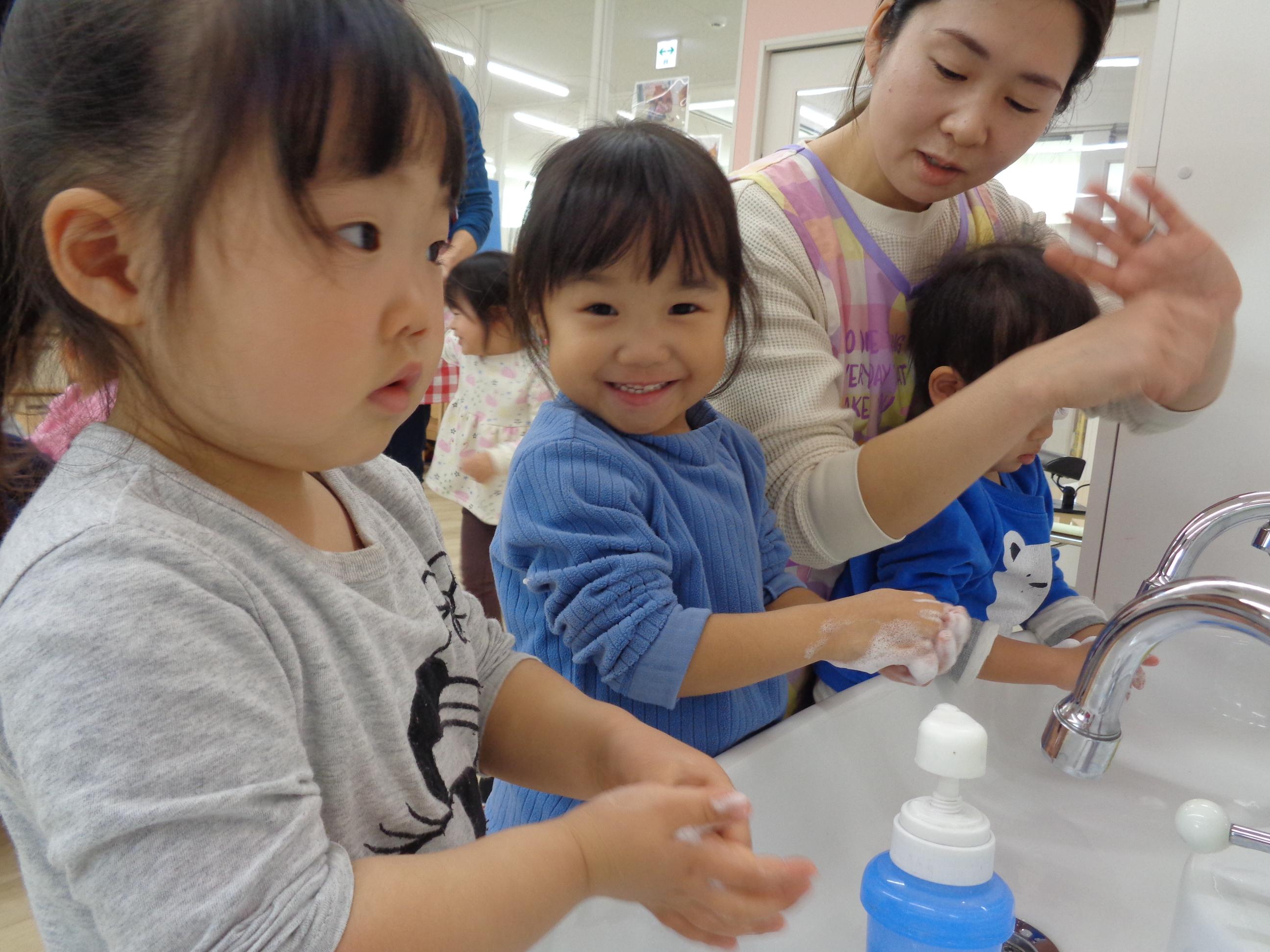 子ども達が健やかに育つ明るく豊かな保育環境